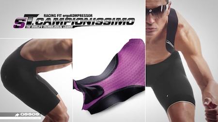 Assos T.campionissimo_7 - Korte cykelbukser med racing fit