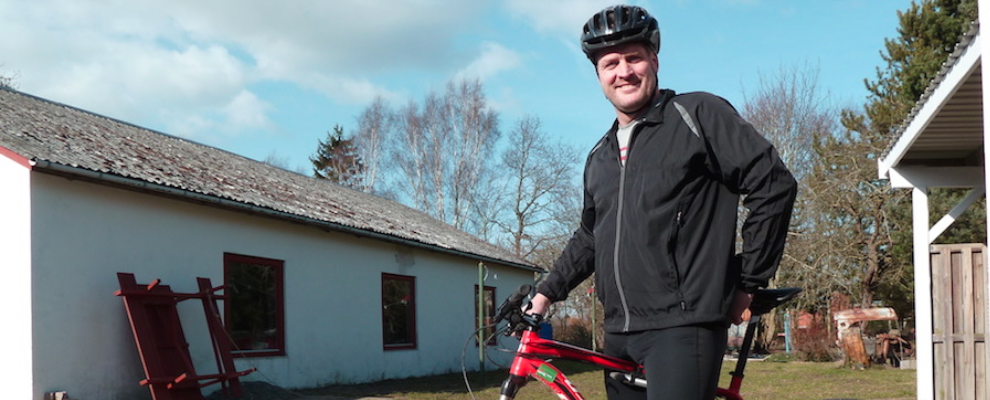 Meld dig ind i en cykelklub - Søren Holm